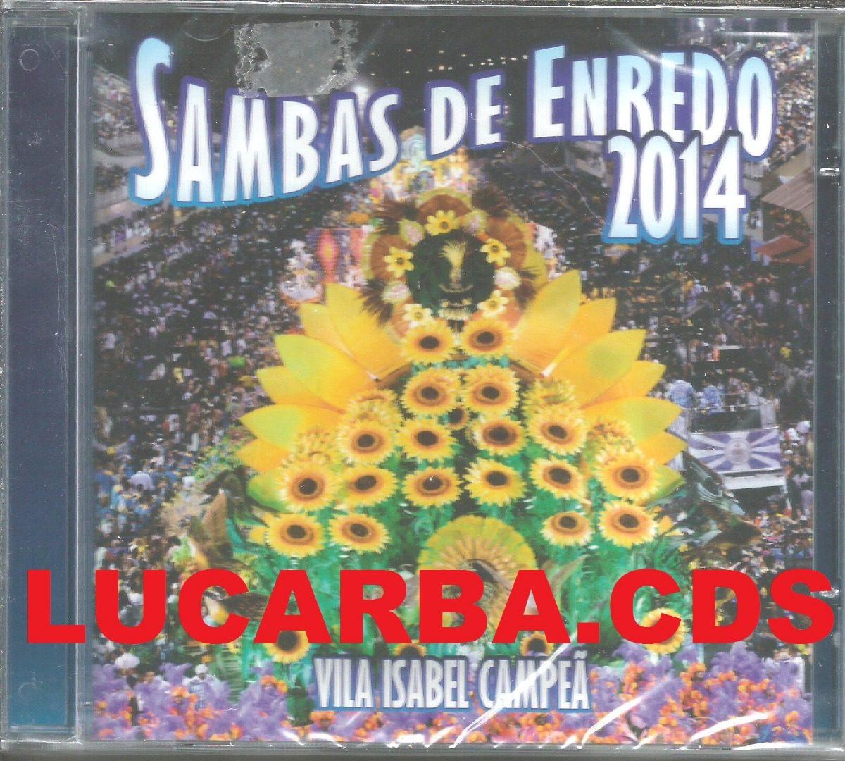 cd samba enredo 2014