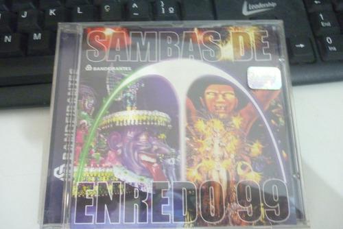 cd sambas de enredo 99 rj