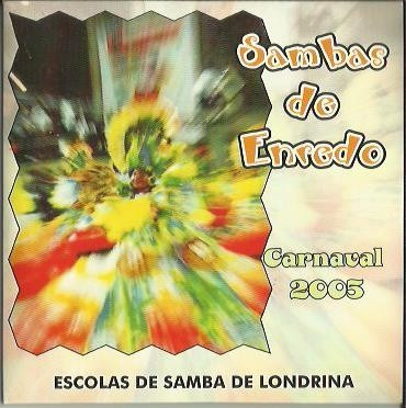 cd sambas enredos 2005