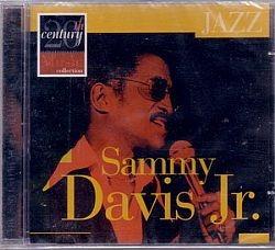 cd sammy davis jr - the 20 th century music collection (novo