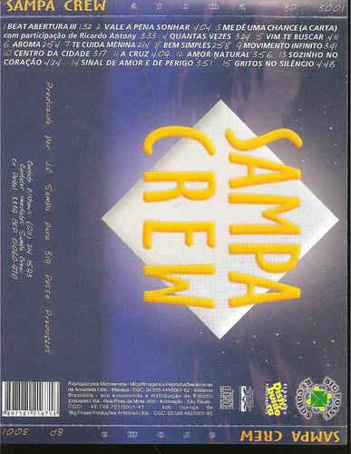 cd - sampa crew - aroma