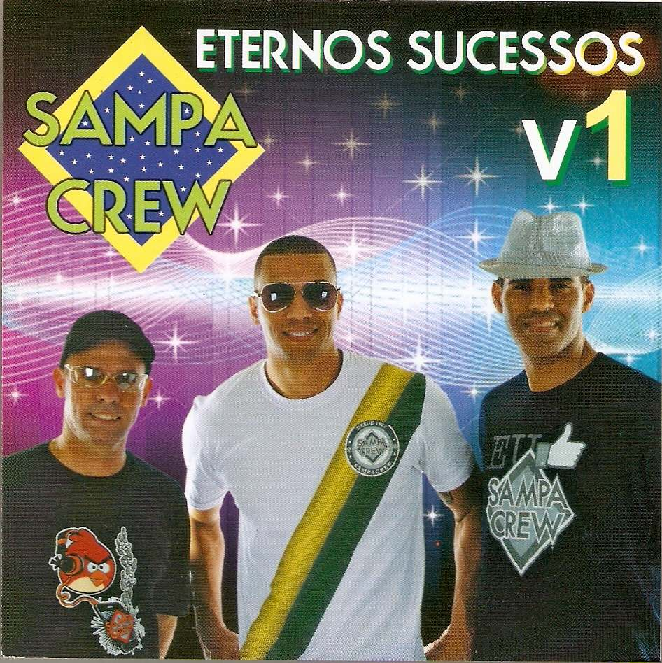 cd sampa crew novo