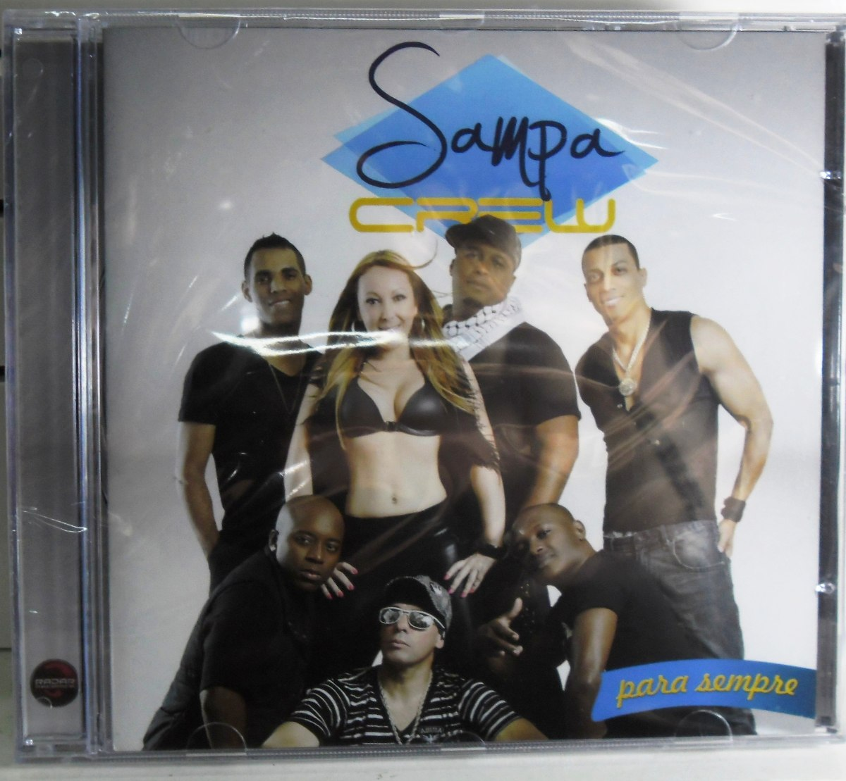cd sampa crew para sempre 2011