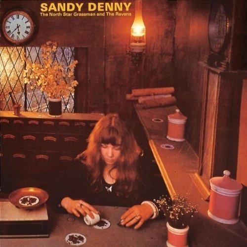 cd sandy denny - the north star grassman and the ravens