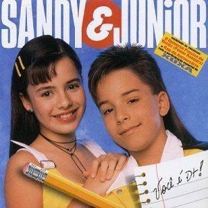cd sandy e junior você é d+