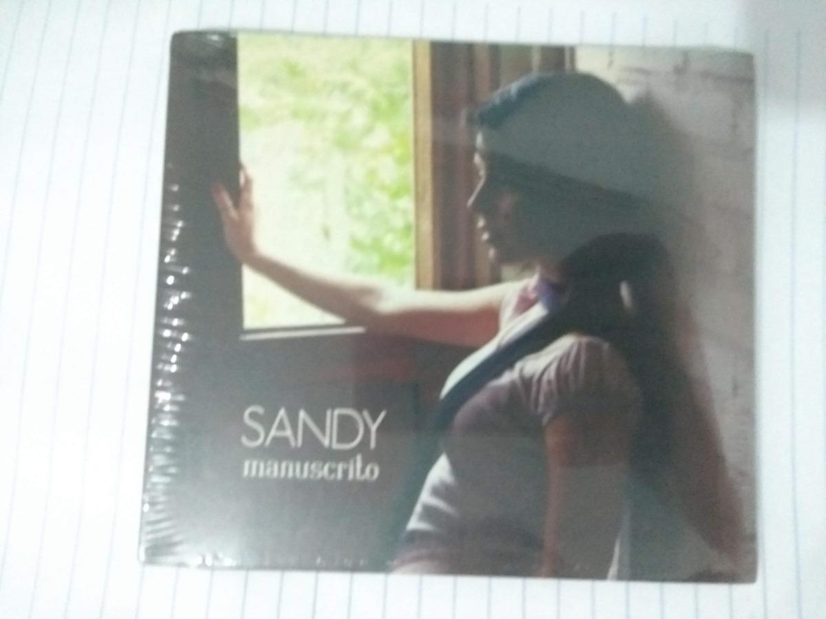 cd da sandy manuscrito para