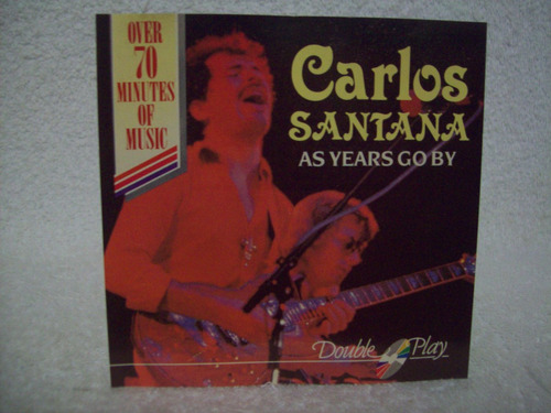 cd santana- as years go by- importado