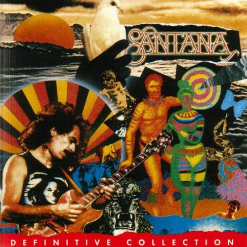 cd santana - definitive collection (oye como va, hold on)