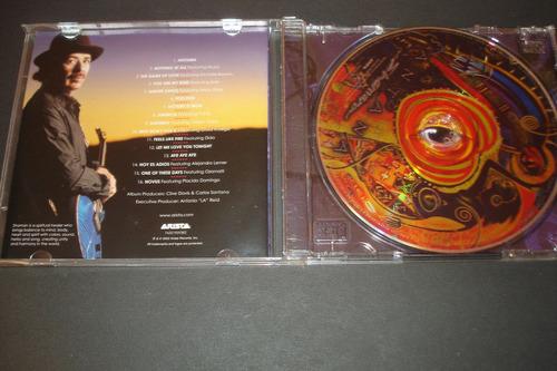 cd -santana - shaman