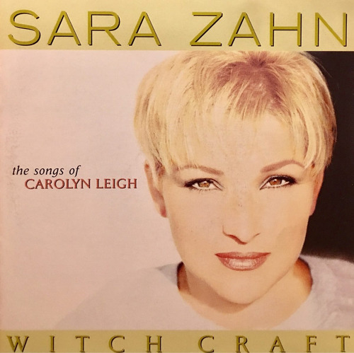 cd sara zahn carolyn leigh witch craft importado de eua