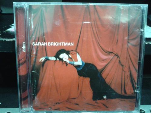 cd - sarah brightman - eden (promoção)