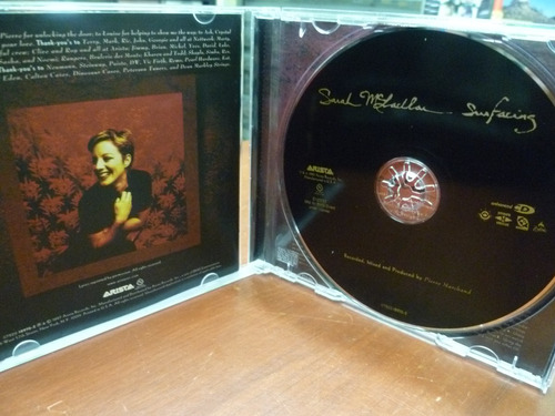 cd sarah mclachlan  surfacing - paula norah dido (top music)