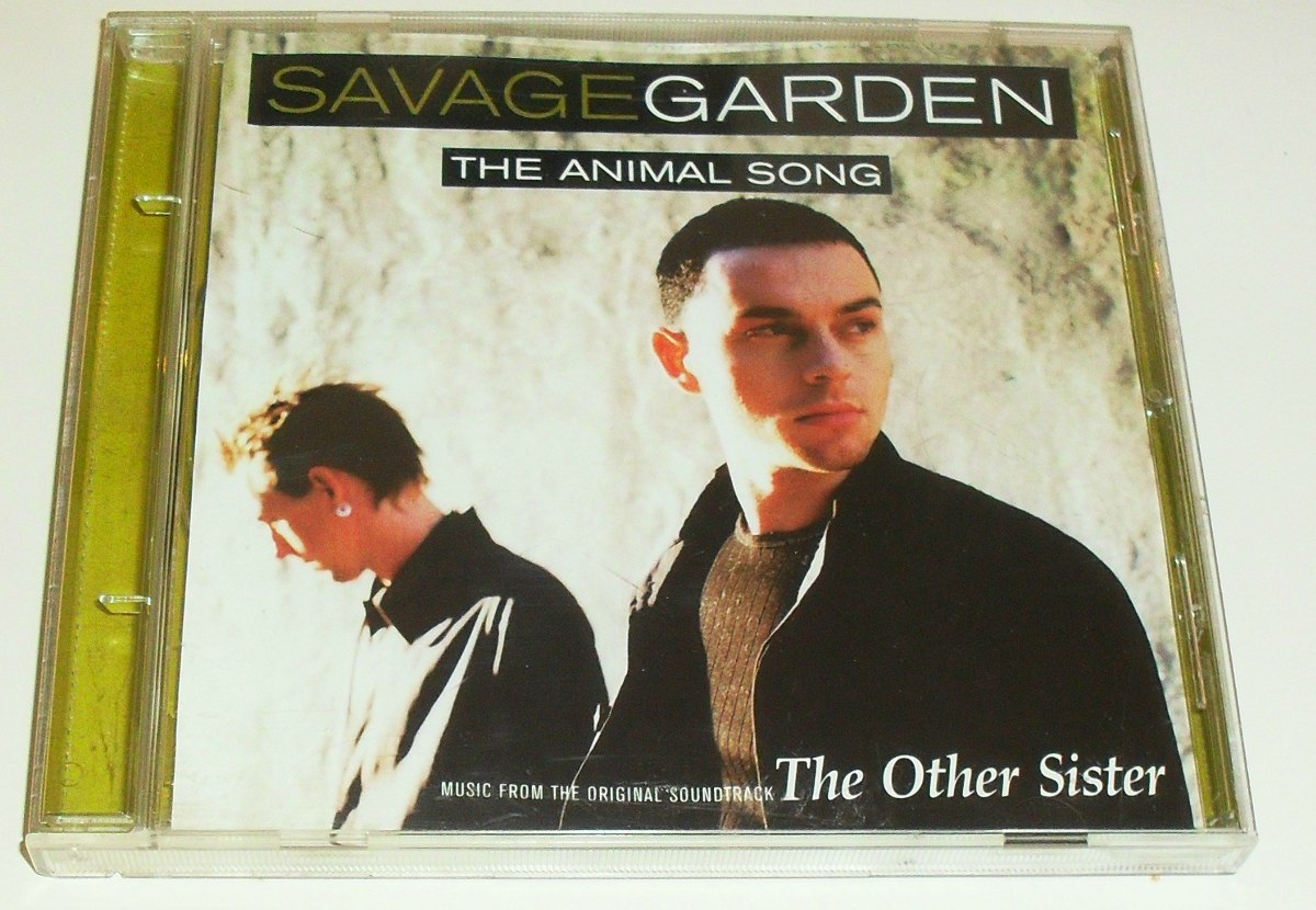 Cd Savage Garden Animal Song Soundtrack From The Other Siste En Mercado Libre