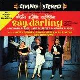 cd say, darling (1958 original broadway cast) by jule styne,