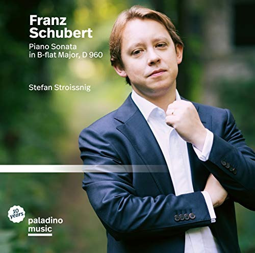 cd : schubert / stroissnig - piano sonata in b-flat major