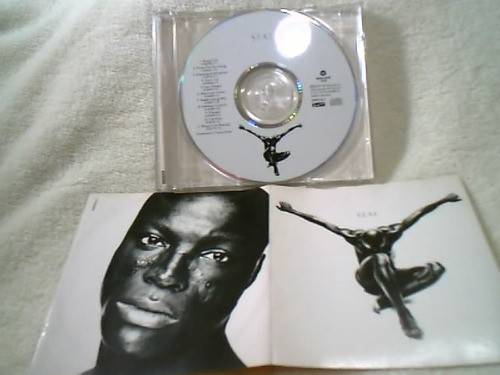 cd  (  seal -  seal ) 1994  - impecável