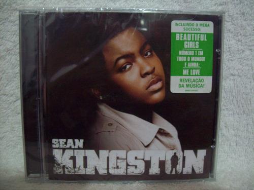 cd sean kingston- sean kingston- lacrado de fábrica