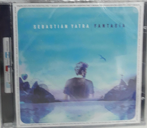 cd sebastian yatra fantasia nuevo en stock 2019