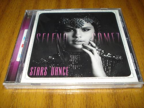 cd selena gomez / stars dance (nuevo y sellado)
