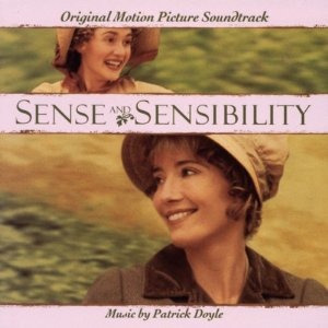 cd sense and sensibility: original motion picture soundtrack