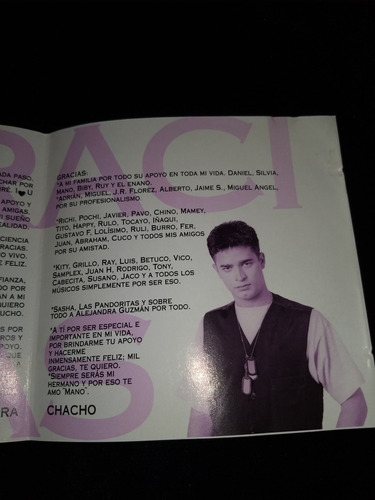 cd sentidos opuestos - sentidos opuestos 1993 portada rara