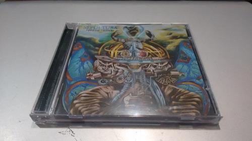 cd sepultura machine messiah en formato cd