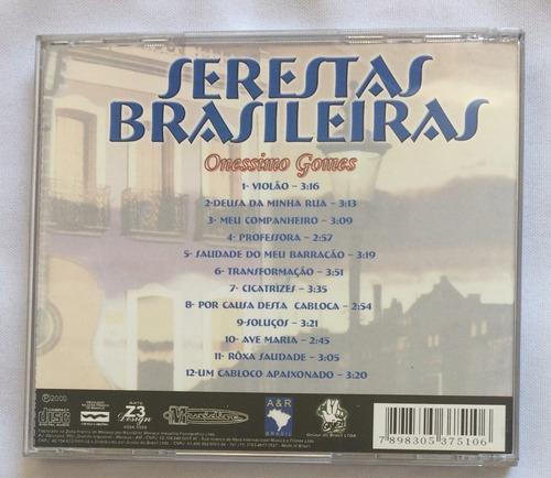 cd serestas brasileiras (hbs)