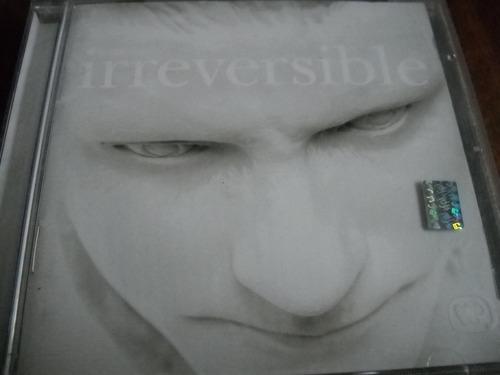 cd - sergio lagos - irreversible
