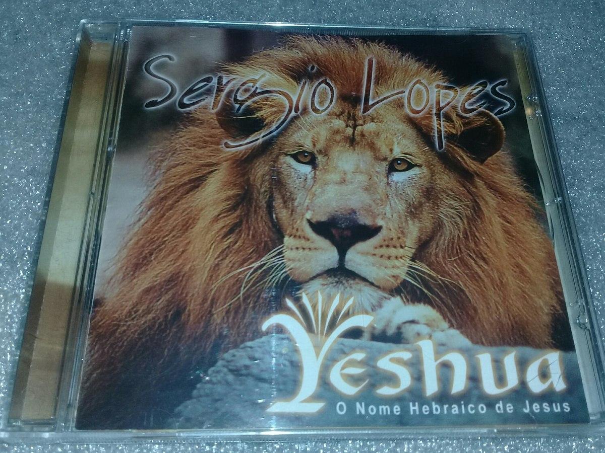 cd sergio lopes yeshua o nome hebraico de jesus