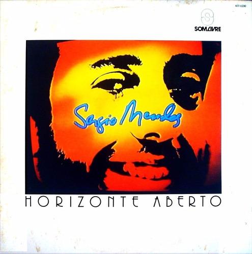 cd sergio mendes - horizonte aberto (1979) lacrado