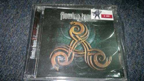 cd serpentine flowing records imp en formato cd