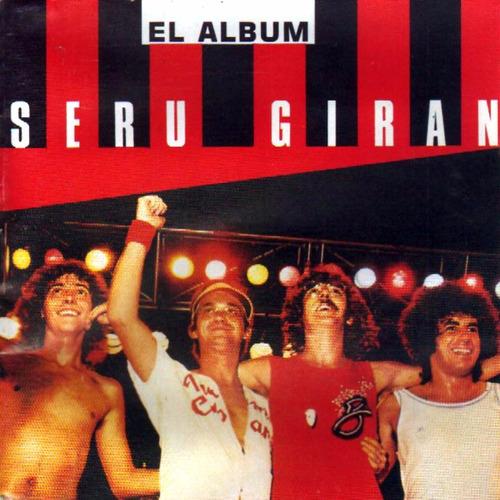 cd - seru giran - el album