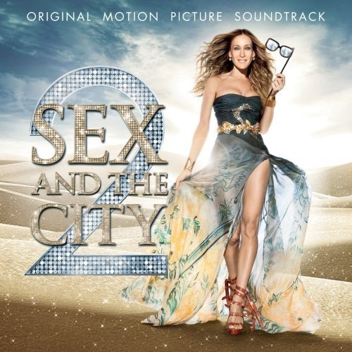 cd sex and the city 2: original motion picture soundtrack