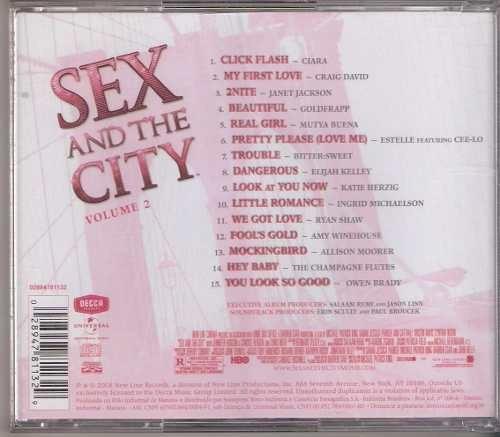 Sex in the city vol 1