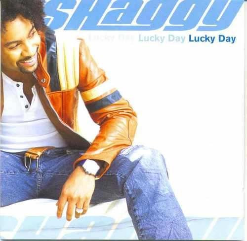cd shaggy - lucky day