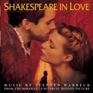 cd shakespeare in love [soundtrack] stephen warbeck, nick in