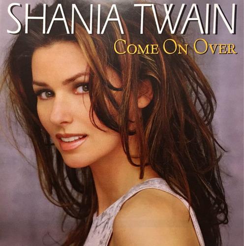 cd shania twain come on over