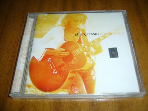 cd sheryl crow / c'mom, c'mon (nuevo y sellado)
