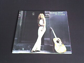cd sheryl crow  - detours (digipack)
