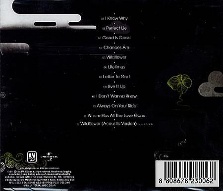 cd-sheryl crow-wildflower-lacrado de fabrica