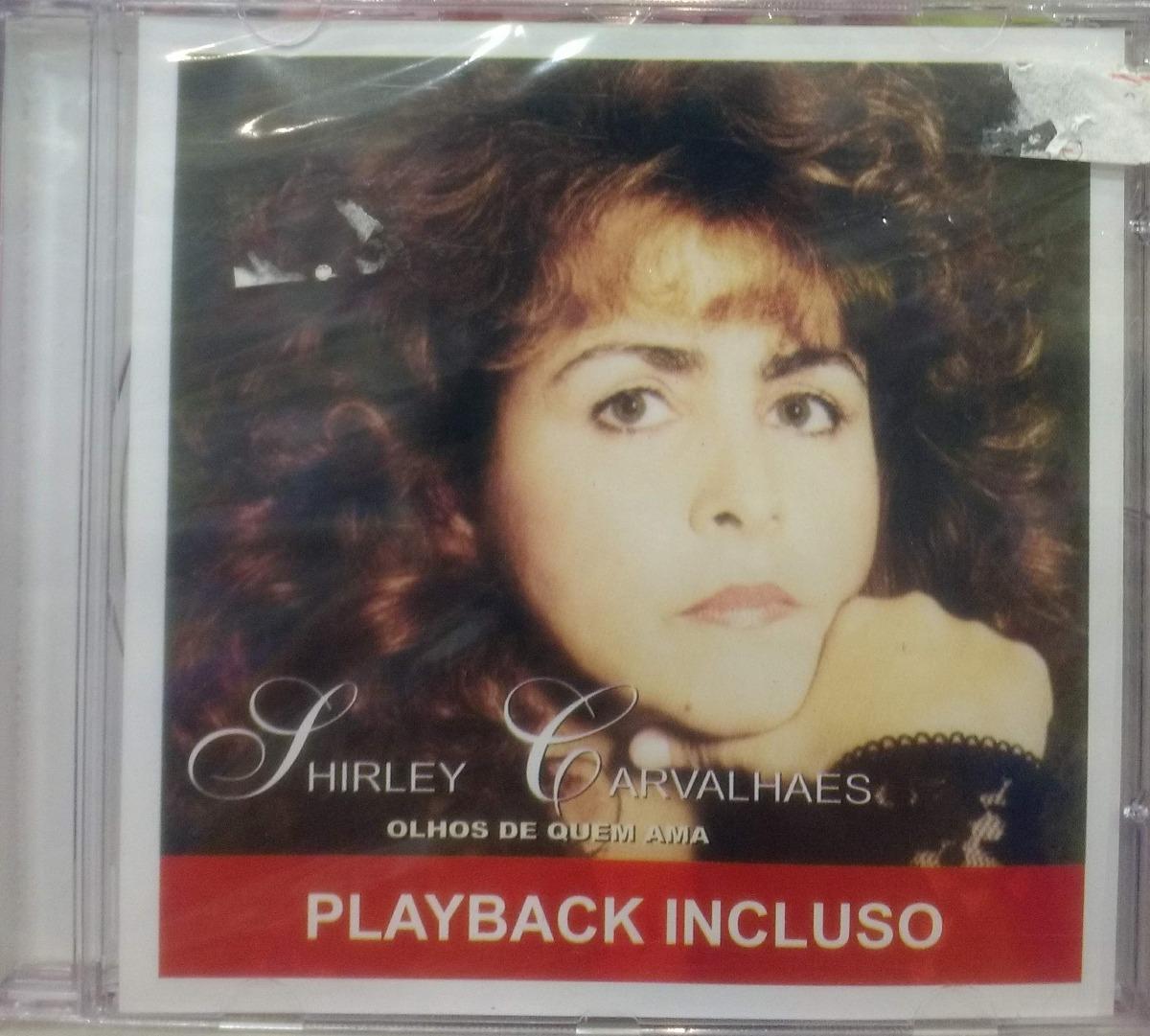 cd shirley carvalhaes deus tremendo playback