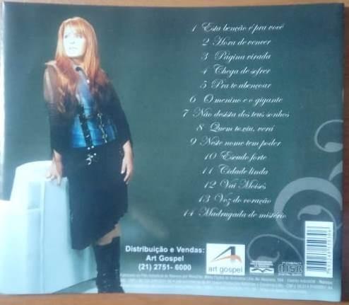 cd de shirley carvalhaes pagina virada playback