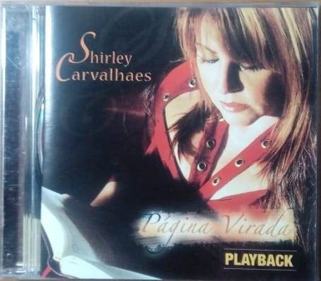 cd shirley carvalhaes pagina virada playback