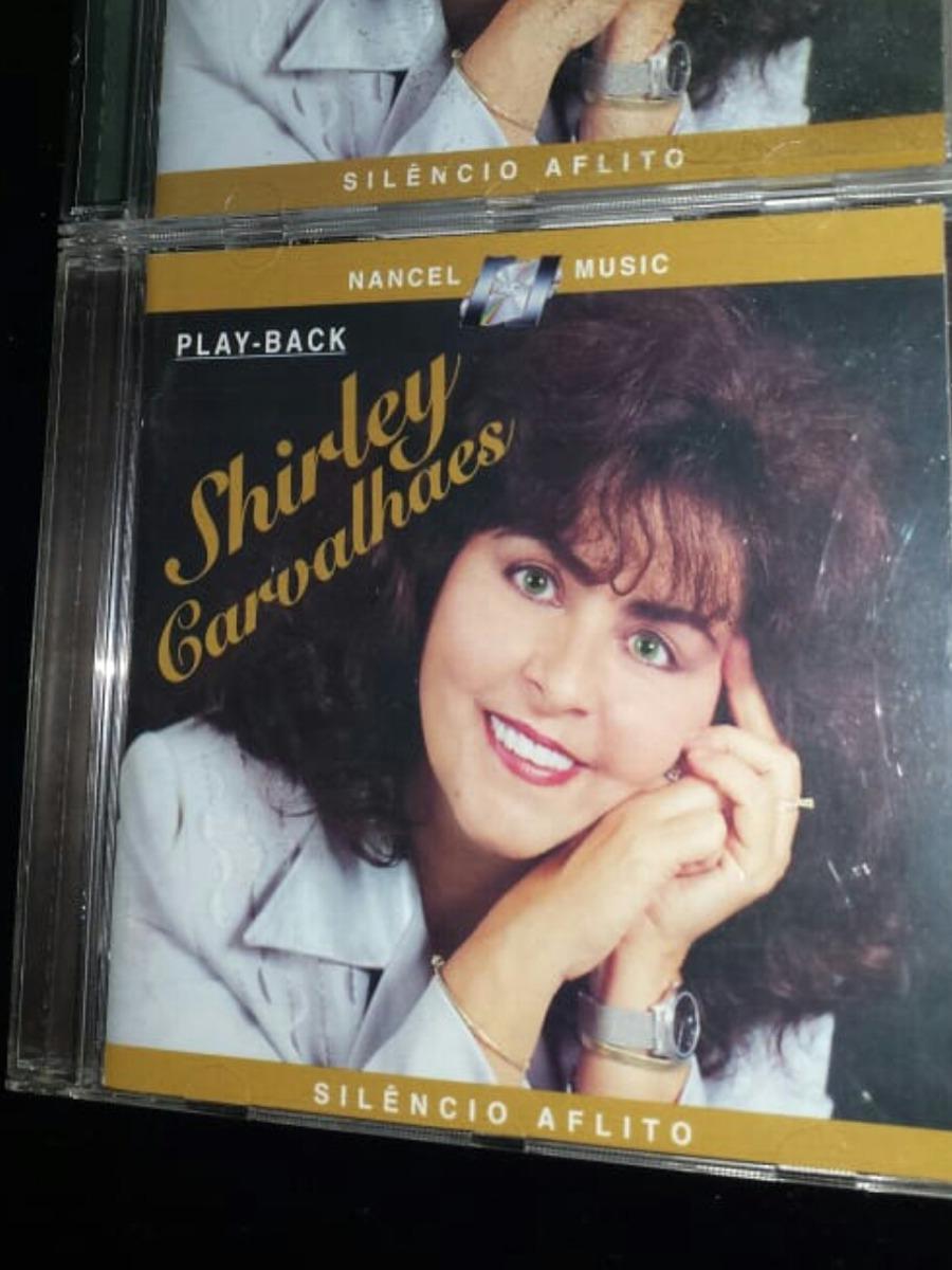 cd shirley carvalhaes silencio aflito playback