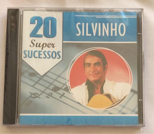 cd silvinho (20 super sucessos ) hbs
