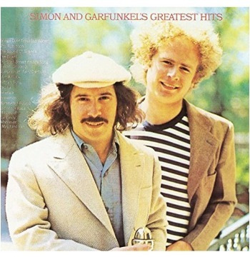 cd simon and garfunkel's - gratest hits (original e lacrado)
