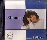cd simone - brilhantes