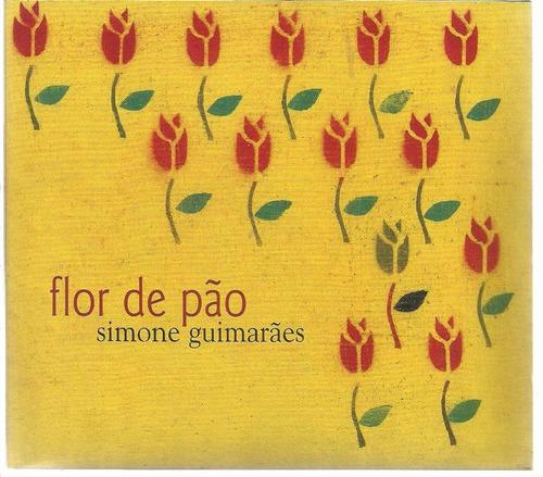 cd simone guimarães 2007 flor de pão
