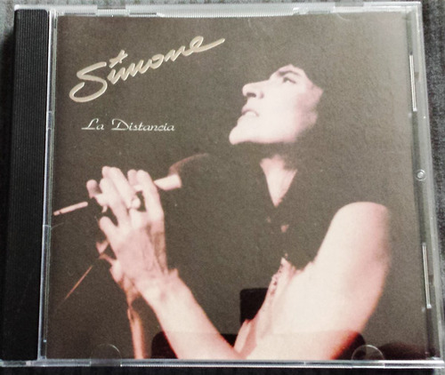 cd simone la distancia 1993 sony