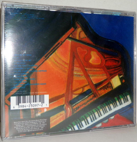 cd simply red - blue